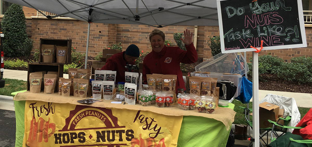 Hops and Nuts